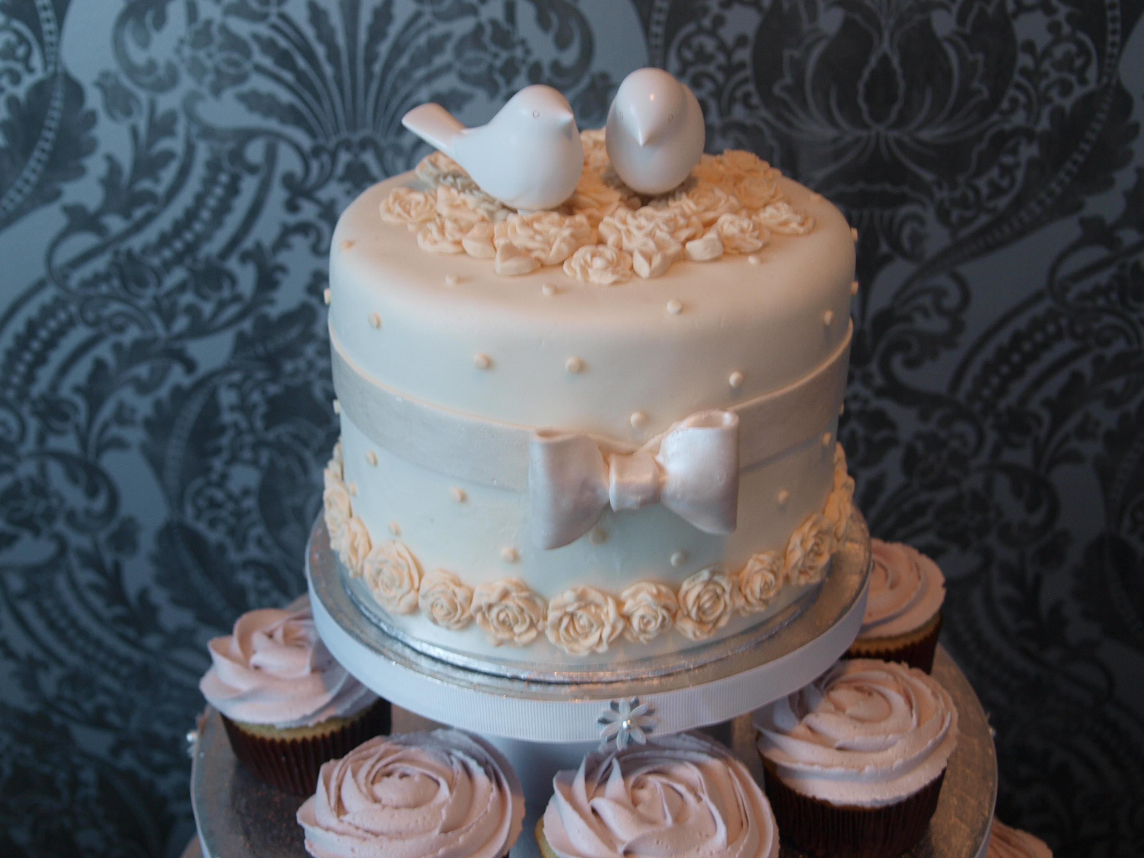 Love Birds… – The Cake Tart