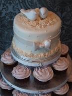 Wedding Cupcake Tree